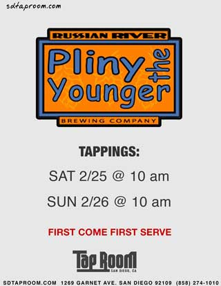 Pliny the Younger, Russian River